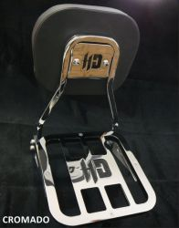 SISSY BAR DESTACÁVEL DYNA 2008 - 2015