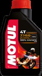 ÓLEO 4T 7100 20W50 - MOTUL