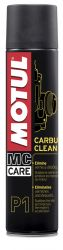 LIMPEZA DO CARBURADOR - P1 CARBU CLEAN - MOTUL