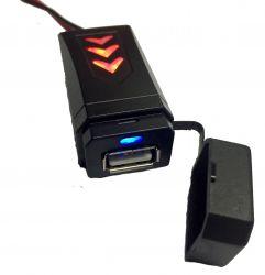 CARREGADOR USB KGA -  03030