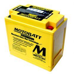 Bateria MOTOBATT SPORTSTER, SHADOW 750 - MBTX12U / YTX14L-BS