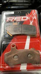 Pastilha de Freio Touring/Vrod 08-19 FM409 (FA409HH) - RED DRAGON