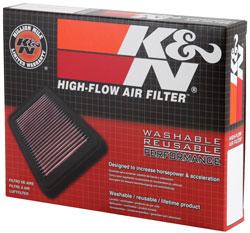 K&N F650/G650 01-06